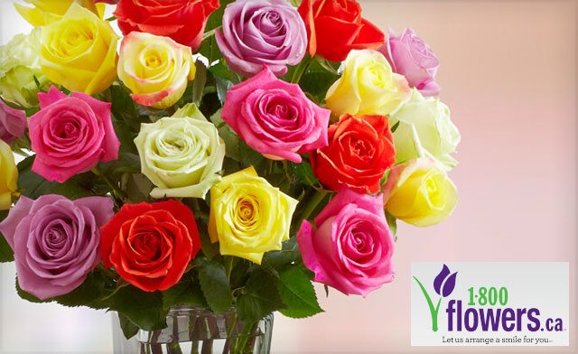 $20 for $40 towards Valentine's Day Flowers and Gift Baskets