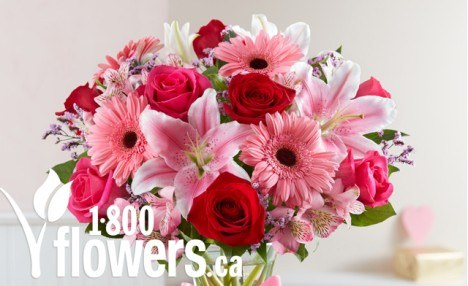 25% off at 1-800-Flowers.ca! Use Promo Code: WAGJAG25