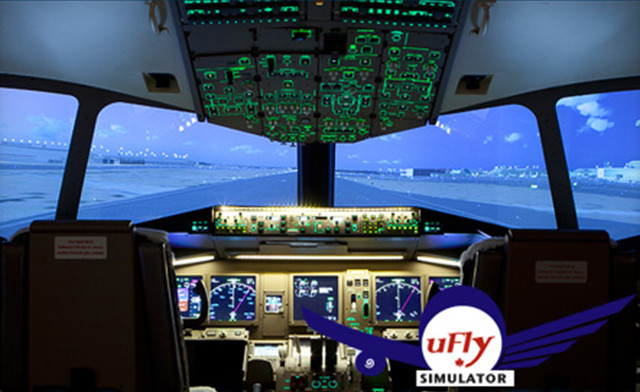 Click to view FLASH SALE! $99 for a 1-Hour Flight Simulator Experience for up to 2 People in a Replica of a 777 Cockpit with an Instructor - Includes Gold Upgrade (a $289.90 Value)