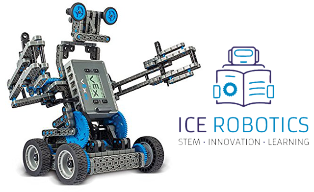 Up to 52% off  STEM Workshop Robotics Sessions from ICE Robotics