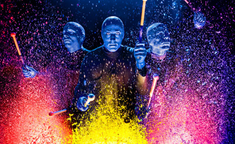 Tickets to Blue Man Group in Hamilton