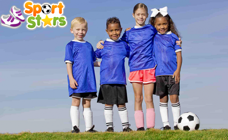 Up to 55% off a 9-Week Child/Youth Outdoor Soccer Program Registration from Sport Stars