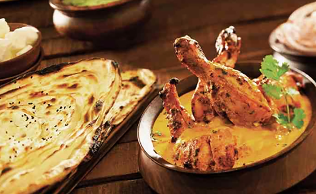 Up to 50% off Lunch and Dinner at The Vintage Punjab