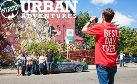 15% off Tours from Toronto Urban Adventure