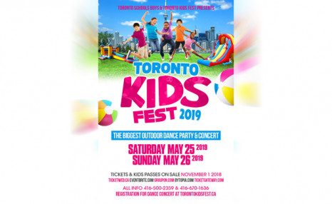 Up to 38% off Admission to Kids' Fest