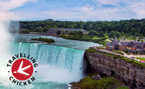 $79 for a Niagara Day Tour from Travelling Chicken (a $99 Value)
