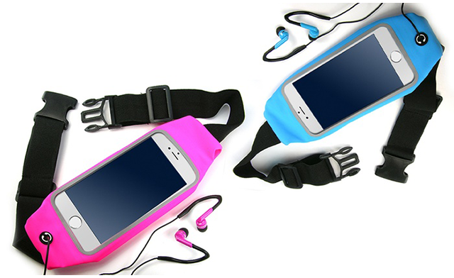 $15 for a Running Belt for Mobile Devices (a $35.99 Value)