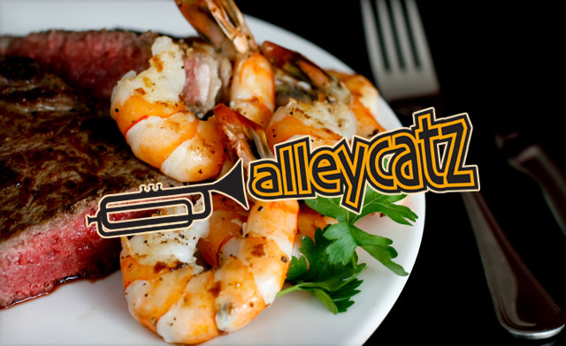Up to 40% off a 3-Course Prix Fixe Dinner at Alleycatz Live Jazz Bar