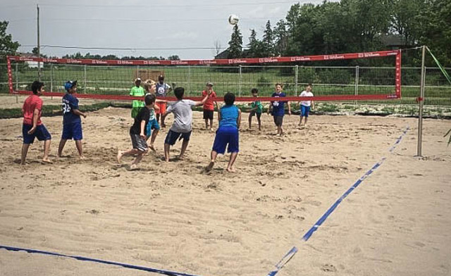 Up to 84% off Beach Volleyball Registration from EVP