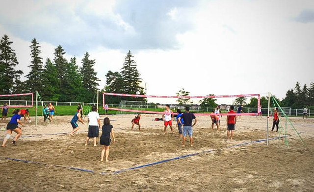 Up to 84% off Beach Volleyball Registration from Elite Volleyball Player