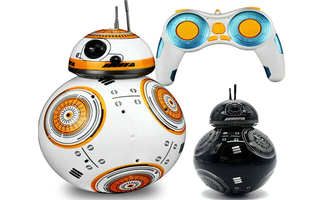 $49 for a Star Wars Droid (a $104.99 Value)