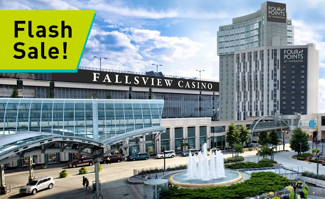 FLASH SALE: Extra 15% off Fine Dining and Family Fun in Niagara Falls