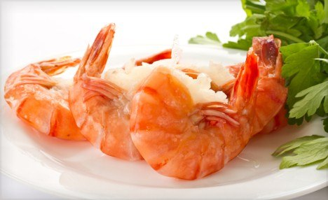 $45 for 4 lb of Wild Red Shrimp with the Shell On (a $60 Value)
