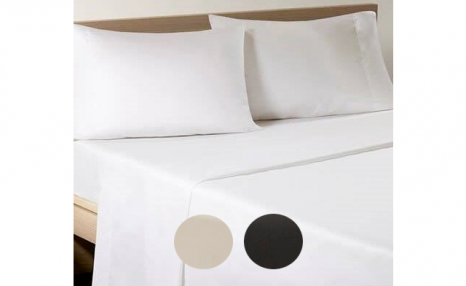 Up to 66% Off 450 TC Bamboo Sheet Sets