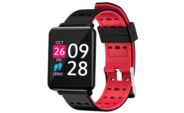 $26.99 for a Smart Health Monitor and Sports Tracker Watch - Shipping Included (an $88 Value)