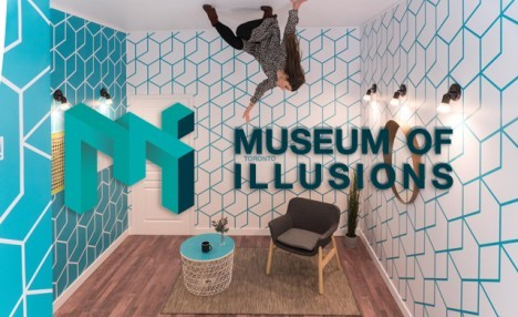 FLASH SALE! Admissions to the Museum of Illusions - Use Promo Code 'WAGJ128711' to Save 15%