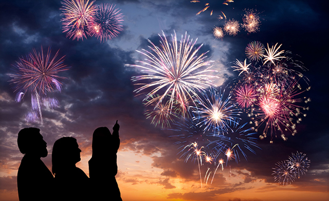 Up to 67% off Victoria Day Fireworks