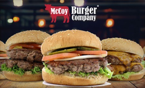 34% Off Dinner at McCoy Burger Company Inc.