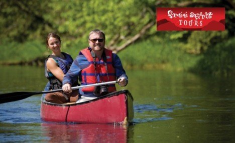 $27 Per Person for a Nottawasaga River 2-Hour Kayaking or Canoeing Trip (a $45 Value)