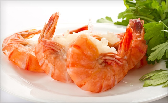 $46 for 4 lb of Wild Red Shrimp with the Shell On (a $65 Value)
