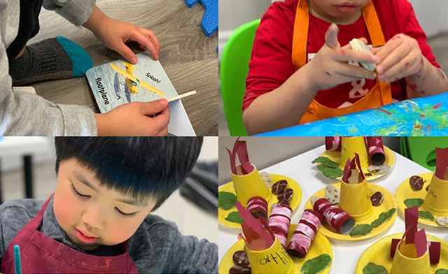 Up 48% Off Arts and Crafts Classes or Watercolour Classes at Starry Paradise Learning Centre