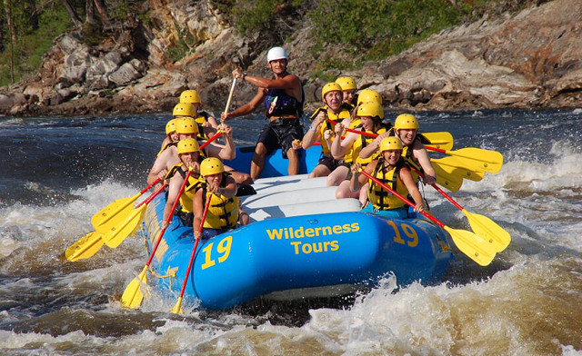 Wilderness Adventures Starting from $97.30