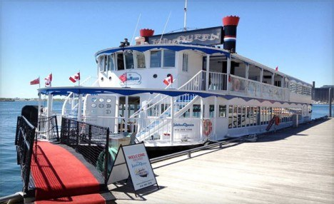 Up to 39% off a Lunch or Dinner Cruise of the Toronto Harbour
