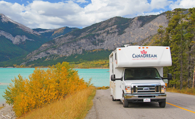 RV Rental for Up to 7 Nights for $945 from Canadream