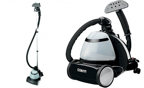 $35 for the Conair GS7IHR Compact Upright Fabric Steamer (a $79.99 Value)