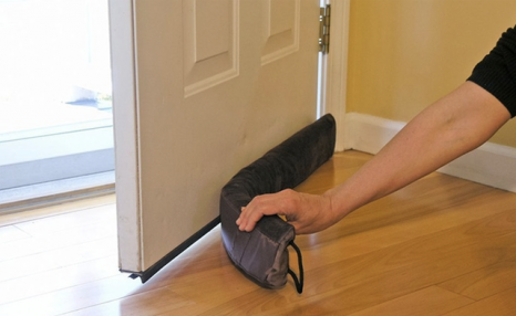 $19.99 for a Magnetic Clip-On Door Draft Stopper (a $60.99 Value)