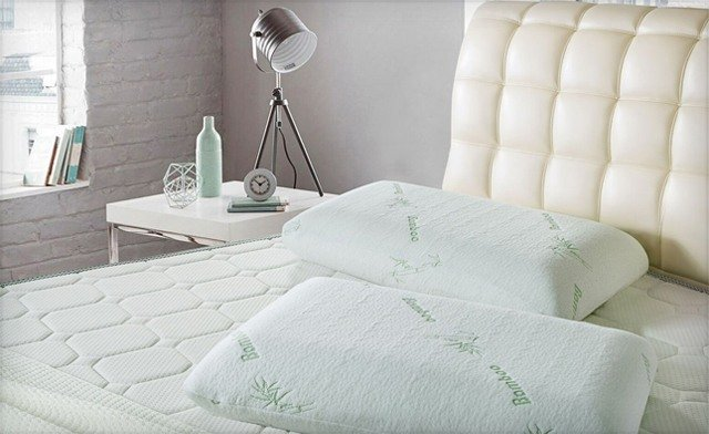 Up to 83% off Made in Canada Bamboo Pillows