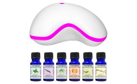63% off Essential Oil Diffuser Sets