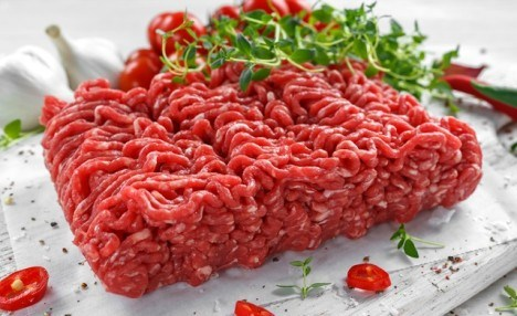 $36 for 10 lbs of Ground Beef (a $60 Value)
