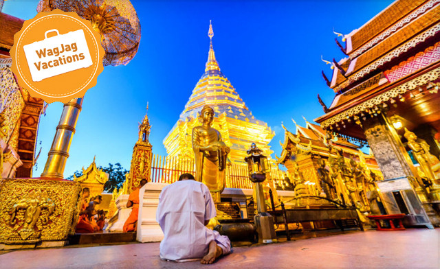 Treasures of Thailand & China: 16-Day Tour with Flights, Tours, Hotels & More!