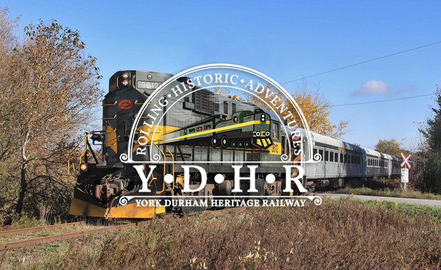 43% Off Summer Theme Trains from York Durham Heritage Railway
