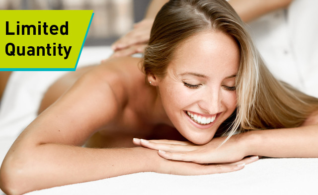 FOR A LIMITED TIME! 2-for-1 Hour-Long Massages - Only $30!
