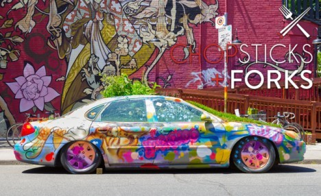$63 for a Choice of a Kensington Market Food Tour or a Great Canadian Food Tour from Chopsticks + Forks (up to an $79 Value)