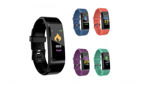 Click to view PFSH - Price Pinchers (Fitness Tracker Blood Pressure, Heart Rate Monitor, and Colour Display) - January 22, 2019 - Andrew