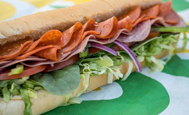 Two Footlong Sub Combos for $18 or Two Regular Round Pizzas for $10 from Subway - Multiple Locations!