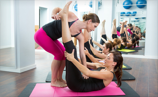 $20 for 20 Daytime Fitness Classes Only at Fitbox Studio - Yoga, Pilates, TRX, Ballet Sculpting and More!
