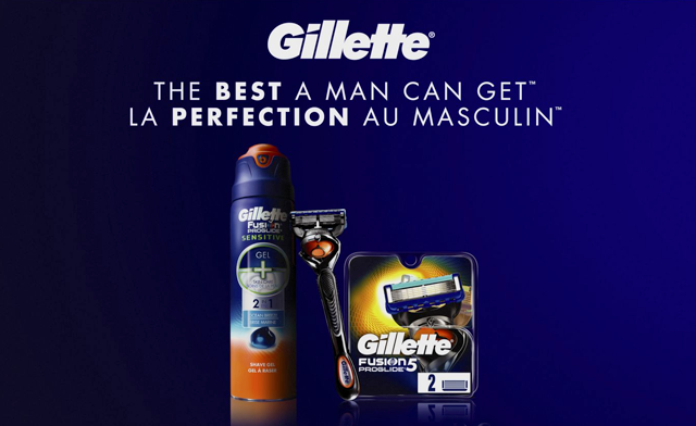 $19 for the Gillette Fusion5 ProGlide Holiday Pack (a $39.95 Value)