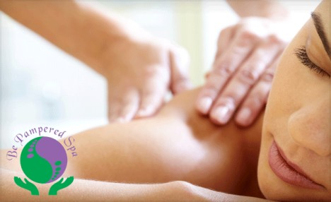 Up to 50% off Massages and Reflexology Treatments in Burlington (2 Locations)