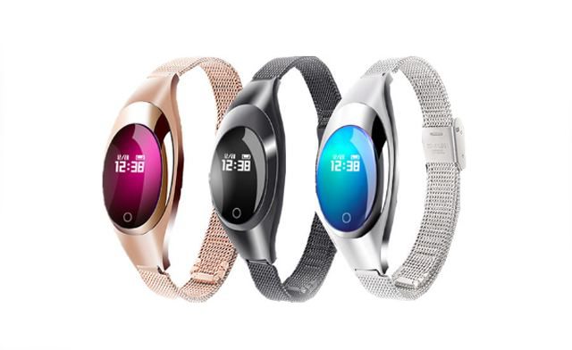 Click to view PFSH - Smarteye Co Ltd (Women Smart Watch 218 Bracelet) - September 21, 2018 - Andrew