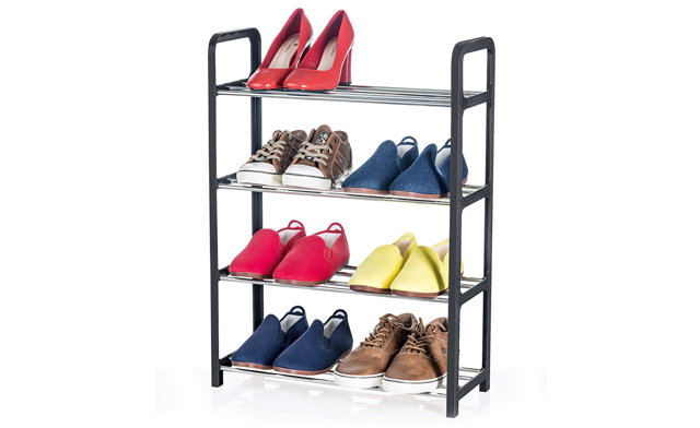 Up to 54% off 4-Tier Compact Shoe Racks