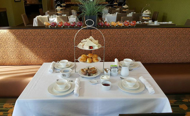 $49 for an Afternoon High Tea Experience for 2 at the Homewood Suites Waterloo St Jacobs (a $76 Value)