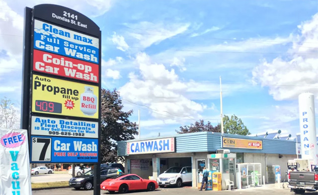 Up to 50% off Car Wash Services at CleanMax Car Wash