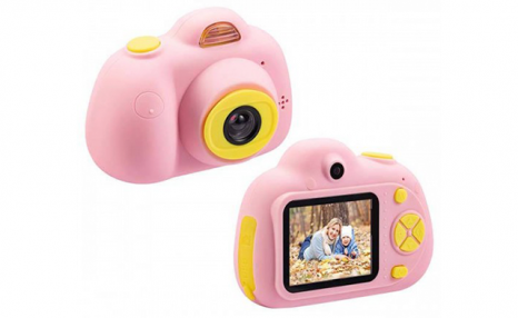 $22.99 for a Kids Dual Selfie 1080p Camera (a $39 Value)