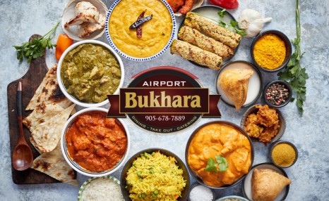 Up to 47% Off Lunch and Dinner Buffets at Airport Bukhara