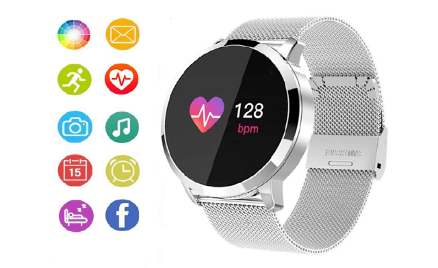 $49 for a Universal Sport-Gear Smart Watch (a $109 Value)