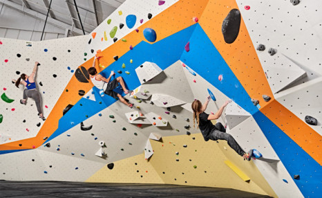 Up to 35% off 60-Minute Climbs, Weekday Birthday Parties and Camps at Hub Climbing Mississauga